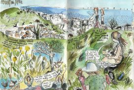 Online Graphic Novels, Real Life Stories with Ottilie Hainsworth