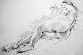 Life Drawing with Carolyn Bew
