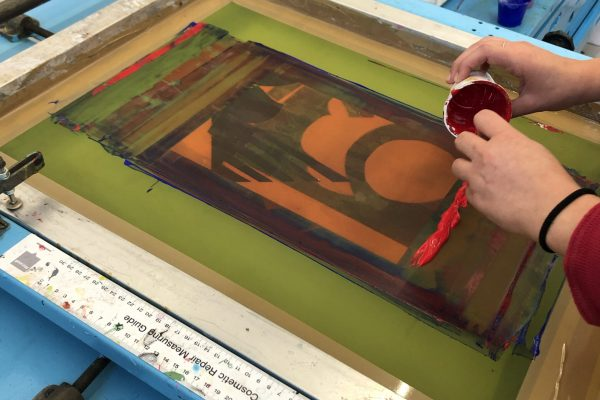 PrintingPaperStencil